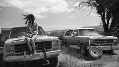 Hanksville (neimon2 (too busy, sorry for my temporary silence)) Tags: utah still shortmovie hanksville absoluteblackandwhite ludovicogalletti lab35films aislinnbowers