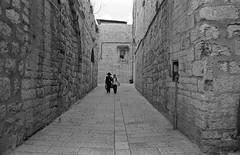 Children (Jerusalem, Israel) (Fogel's Focus) Tags: israel hiking 28mm jerusalem stock olympus d76 zuiko f28 2012 acros yehuda machane om1n kodakd76 autaut film:iso=100 legacypro100 developer:brand=kodak developer:name=kodakd76 film:brand=freestylearista freestylearistalegacypro film:name=freestylearistalegacypro100 filmdev:recipe=7516