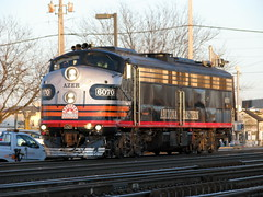 Franklin Park (CSS 803) Tags: azer lesliers5t e8locomotive arizonaeastern rs5t emde8 arizonaeasterne8 arizonaeastern6070 azere8