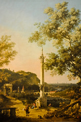 Canaletto - English Landscape Capriccio with a Column, 1754 at National Gallery of Art Washington DC (mbell1975) Tags: art english museum painting landscape smithsonian canal dc washington italian gallery museu with fine arts grand musée musee m master national painter venetian column museo masters antonio muzeum giovanni nga italiano canaletto müze 1754 capriccio museumuseum