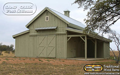 Western - Sand Creek Post & Beam - Traditional Wood Barns and Post & Beam Homes (Sand Creek Post & Beam) Tags: wood barn creek sand post traditional barns beam postandbeam traditionalbarn sandcreekbarn