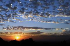 (rappensuncle) Tags: california sky fall clouds sunrise losangeles nikon 2011 rappensuncle d700