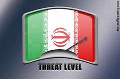 Iran Threat Level Monitor