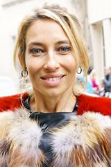 Alexandra Golovanoff (dprezat) Tags: street portrait people woman paris mannequin girl beauty fashion model collection mode dior fashionweek dfil prtporter sonyalpha700 semainedelamode alexandragolovanoff