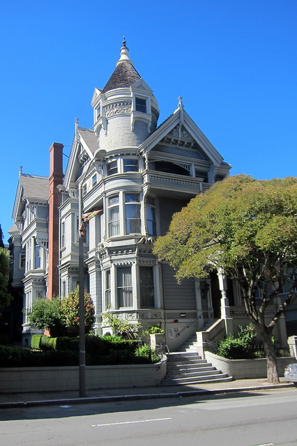 San Francisco - Pacific Heights: Haas-Lilienthal House