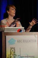 Pick & Roll... (Official GDC) Tags: katiesalen gdceducationsummit gdc2012