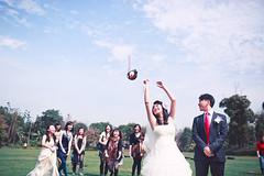 Joyce+Barry (balaocat) Tags: wedding
