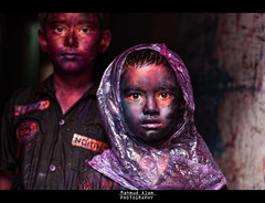 Brother hood (Mahmud Alam) Tags: life light boy portrait people man black color colour eye art festival kids canon dark festive children fun photography eos photo focus king artist gallery foto dof play bokeh picture 50mm14 illusion simplicity frame getty 365 holi bangladesh fotografi day141 dol cmposition beautifiul platinumpeaceaward canon550d doubleniceshot mygearandmepremium mygearandmebronze mygearandmesilver mygearandmegold mygearandmeplatinum mygearandmeplatinium artistoftheyearlevel3 artistoftheyearlevel4 artistoftheyearlevel5 artistoftheyearlevel7 artistoftheyearlevel6