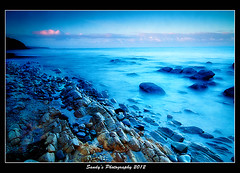Marino Rocks, Adelaide, South Australia (Sandy's photography) Tags: longexposure colour beach water nikon rocks waves australia wideangle tokina adelaide southaustralia seashore lightroom ndfilter d90 neutraldensity nikond90