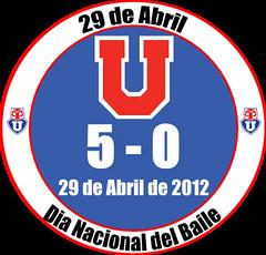 Dia Nacional del Baile (Javier Ardouin) Tags: logo clasico universidaddechile