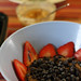 Chia Porridge w Blueberries-Recipe by Amber Shea