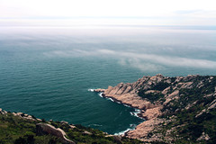 Dongji Isles (HIKARU Pan) Tags: sea fog island photography asia gettyimages zhejiang china1 canonef35mmf14lusm 5d2