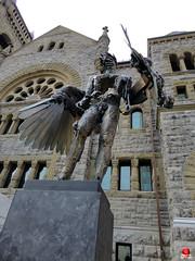 Sculptures - 'The Eye' 2010-2011 - by David Altmejd 1974- - Bronze - MMFA - Sherbrooke & du Muse - Ville-Marie SC20120315 038 (fotoproze) Tags: canada quebec montreal esculturas sculture 50 sculptures 2012 cerfluniau eskultura   skulpture skulpturen escultures  patung sochy sculpturen  skulpturer  rzeby  sculpturi szobrok   sklptrar veistokset heykeller   tcphmiukhc  dealbha