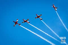 RAAF Roulettes (Mick Clarke Photography) Tags: sky plane canon vintage eos fly flying airport wings chopper war fighter aircraft military tail flight jet sydney engine cockpit aeroplane landing airshow helicopter land ww2 bomber airborne propeller takeoff warbird stunt radial 2012 aerobatic wol hars illawarra albionpark 50d historicalaircraftrestorationsociety wingsoverillawarra ywol snakeoilimages