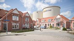 Suikerunie Hoogkerk (Mark Sekuur) Tags: silo groningen hoogkerk suiker suikerunie arbeiderswoning arbeidershuisjes suikerfarbiek