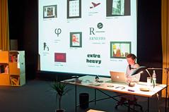 TYPO TALK #2 – 28. März 2012 (Marcel Häusler) Tags: typography talk typo lecture mainz symposium typedesign fhmainz gutenbergmuseum