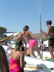 Pict4418 (Ronald D Morrison) Tags: beautiful springbreak topless coloradoriver seminude bikinis collegegirls bikinibabes