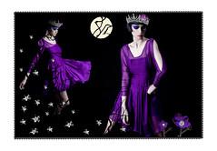 Babe in the mood (AFIRA LONDON) Tags: fashion fairytale feminine magic warped heroine strength wardrobe seduction wonderland sexuality faeries spells subversion the vulnerability femaleform fashiondesigner empower empowering tormentedbeauty eternaltales