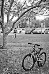 Good Morning : ) (Mohammed Almuzaini   ) Tags: camera white black bicycle canon wonderful google amazing search nikon flickr image browser cam explorer mohammed motorcycle colored      unilateral               muzaini