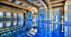 Indoor Pool at Hearst Castle (Kay Gaensler) Tags: california trip usa castle pool architecture america canon geotagged eos us spring pano kay indoor roadtrip sansimeon amerika hearst hdr frhling panorma staaten 2011 vereinigtestaaten vereinigte 40d gnsler gaensler wwwenslerde geo:lat=3568621556 geo:lon=12116711556