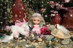Princess Olivia says good bye...