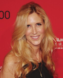 From flickr.com/photos/27865228@N06/7122935527/: Ann Coulter 2012 Shankbone 6