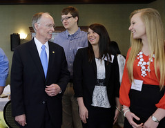03-18-2014 Governor Bentley speaks to First Class of Pre-K Seniors