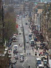 Edinburgh Princes Street (cmax211) Tags: scotland edinburgh infocus princessstreet highquality