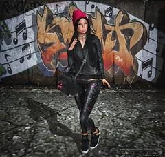 Fight for what you love (Neda Andel ~SLooK4U Blog) Tags: black blog fight amd bitchy flite r3volt
