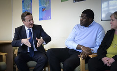 Almost 40,000 troubled families helped (The Prime Minister's Office) Tags: uk london pm primeminister no10 davidcameron ericpickles troubledfamilies