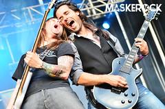Saurom # Viña Rock 2014