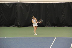 Alyssa Smith (Thomson20192) Tags: blue yellow georgia tech devils ken duke du womens tennis devil gt ncaa byers complex jackets