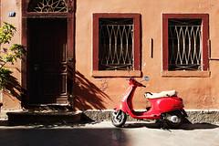 / Corfu (Vasilis Mantas) Tags: street door sea summer window canon island vespa hellas greece motorcycle corfu kerkyra 32 1740 ionian 500d    vmantas vmantasphotography