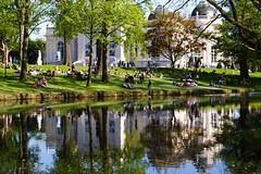 Muse Boverie (Lige 2016) (LiveFromLiege) Tags: reflection belgium belgique muse reflet liege luik lige wallonie lieja lttich liegi boverie