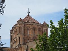 Cpula de la Colegiata de Toro. (lumog37) Tags: church architecture arquitectura iglesia dome romanesque cpula romnico colegiata