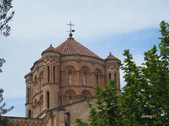 Cúpula de la Colegiata de Toro. (lumog37) Tags: church architecture arquitectura iglesia dome romanesque cúpula románico colegiata