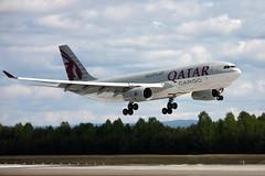 Qatar A7-AFI, OSL ENGM Gardermoen (Inger Bjrndal Foss) Tags: norway cargo airbus a330 osl gardermoen qatar engm a7afi