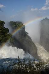Devil's Cataract, Victoria Falls (Geoff Cooke: www.geoffs-trains.com) Tags: zimbabwe victoriafalls zambeziriver devilscataract