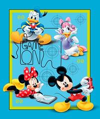 Mickey, Minnie, Donald y Daisy (hernnpatriciovegaberardi (1)) Tags: mouse legs disney mickey donald mickeymouse daisy minnie minniemouse knees piernas rodillas