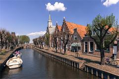 Sloten / The Netherlands (zilverbat.) Tags: wallpaper holland tourism water dutch architecture town image thenetherlands culture tourist friesland tourisme sloten tripadvisor dutchholland zilverbat
