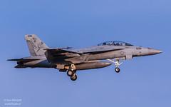 166631 (Paul.Basque) Tags: navy super ntu hornet f18 usnavy nasoceana oceana superhornet fa18f redrippers kntu vfa11 166631 ab106 strikefightersquadron11