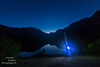 Supernova B. (Brendinni) Tags: blue trees reflection water washington pond state goldcreekpond nauticaltwilight