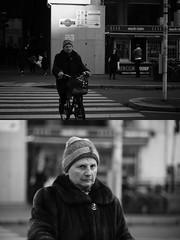 [La Mia Citt][Pedala] (Urca) Tags: portrait blackandwhite bw bike bicycle italia milano bn ciclista biancoenero mir bicicletta 2016 pedalare dittico nikondigitale 84615 ritrattostradale