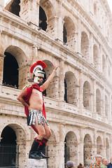 Dancing (lorenzoviolone) Tags: gay italy roma lesbian streetphotography pride parade colosseum transgender prideparade lgbt finepix fujifilm streetphoto bisexual amphitheater queer equalrights lazio gladiator colosseo questioning pridemonth fujiastia100f fav10 intersex mirrorless lgbtqi vsco pride16 vscofilm streetphotocolor fujix100s x100s fujifilmx100s pride2016 prideparade2016 prideparade16 event:rome=pride2016