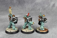 SoH Breachers 07 (Celsork) Tags: horus warhammer 30k troop legion soh legionary sonsofhorus breachers horusheresy celsork celsomendez