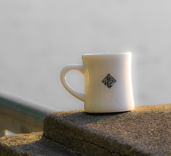 Where did I leave my Cup? (Omygodtom) Tags: abstract art cup coffee digital garden nikon dof scene diamond senery tamron90mm d7100