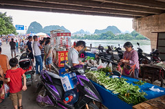 Farmers market, Guilin (Lengs83) Tags: city food shopping farmersmarket market guilin memories tasty scene delicious busy crowded