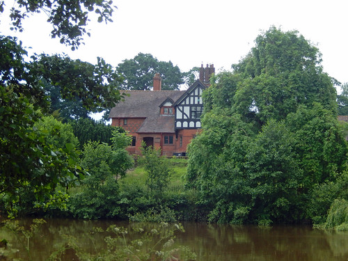 House across the Dee, 2016 Jun 16
