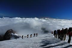 Volcán Villarrica - Chile (Fabro - Max) Tags: chile blue sky snow mountains nieve glacier andes cerros glaciar cordillera montañas pucón volcanvillarrica volcánvillarrica villarricavolcano cordilleradelosandes quetrupillan