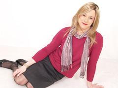 Rebecca 214 (Rebecca 44) Tags: rebecca tgirl transgender transvestite crossdresser transfemme